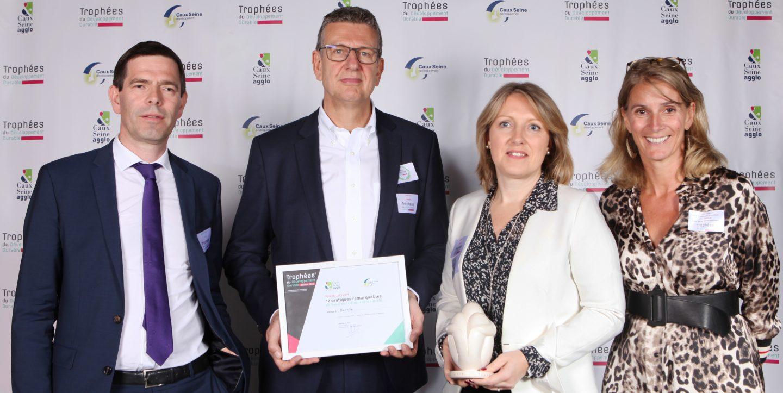 Hamelin Trophées Développement Durable Ecolabel
