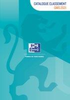 Catalogue 2021 Classement OXFORD GMS