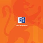 Catalogue Hamelin France OXFORD Classement 2022